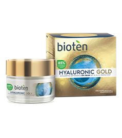 Hyaluronic Gold Day Cream50ml